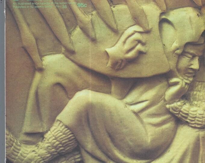 Man, Myth and Magic Part 38 Magazine by Richard Cavendish 1970