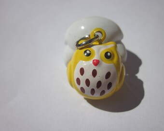 Bell ringing in the shape of animal owl (92)