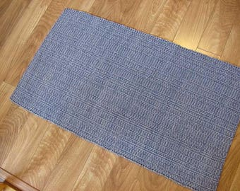 Shades of Blue Rug