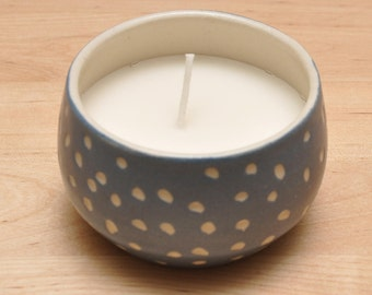 Lavender Scented Soy Wax Candle
