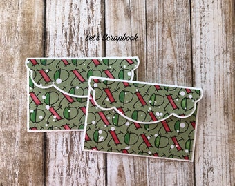 Gift Card Holder, Christmas Gift Card Holders, Card Holders, Christmas Gifts, Teacher Gift, Gift Card Envelope, Christmas Card, Holiday Gift