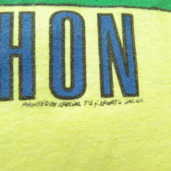 6 1984 Marathon 80s Deadstock Edition 0 H58J Shirt Sacramento Vintage Olympic L T 0OHw7wqB