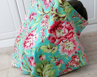 Nursing cover - car seat cover, 2in1 best quality, Baby Design privacy apron