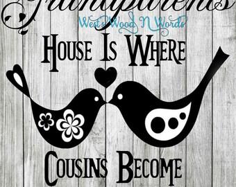 A Grandparents House