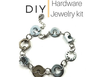 Bracelet Jewelry Kit Mixed Hardware