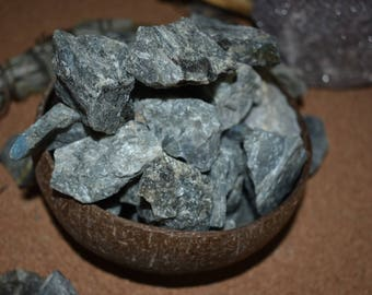 Rough Labradorite Crystals
