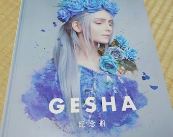Gesha Cosplay Collection photobook (2013-2017)