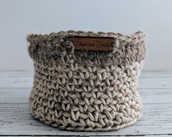 Crochet Bowl, Handmade Bowl, Cotton Bowl, Bowl, Home Decor, Handmade Home Decor
