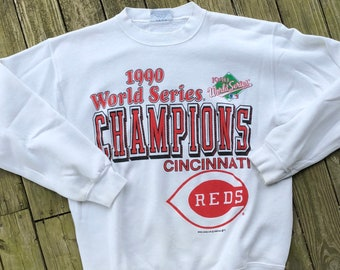Medium 1990s reds World Series sweatshirt