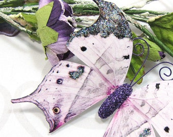 Butterfly Embellishments Eternity