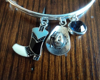 Country bangle