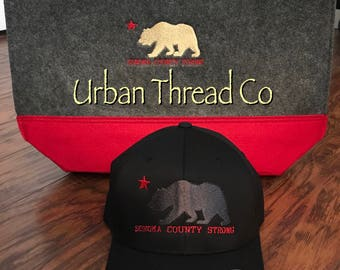 Sonoma County Strong Hat