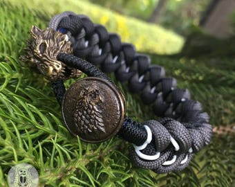 Winter is Coming. The Stark bracelet