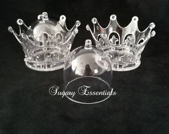 Crown Cupcake Holders (1 Dozen)
