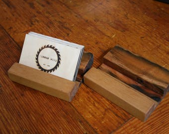 Business Card Holder - Business Time