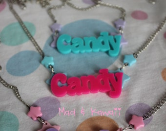 Candy necklace