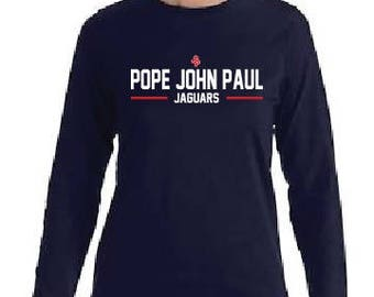 PJP Navy Long Sleeve