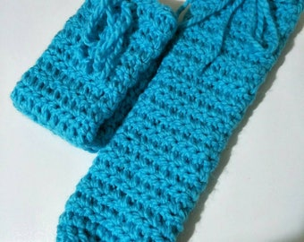 Crocheted Slipper Socks | Comfy and cosy | One size fits all