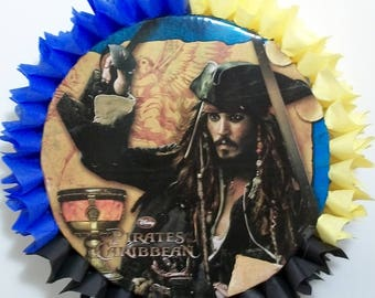 Pirates of the Caribbean Pull String or Hit Pinata