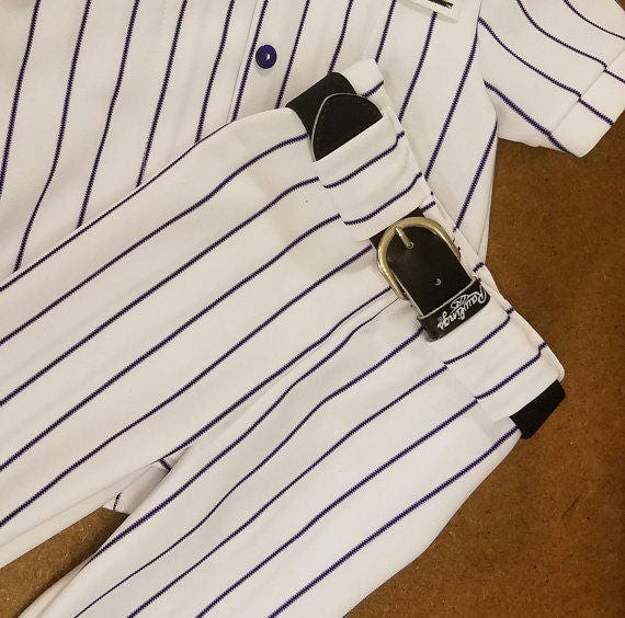Boys Baseball Pants Boys Pinstripe Baseball Pants/Uniform