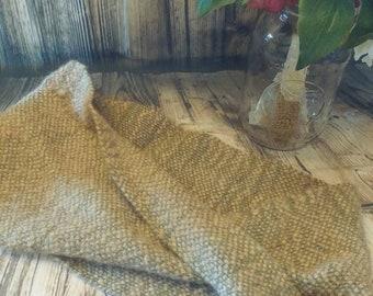 Alpaca cowl, hand woven, alpaca, cowl, winter fasion, handspun yarn, hand dyed, One of a kind, natural, luxury