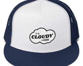 CLOUDY - Trucker Cap