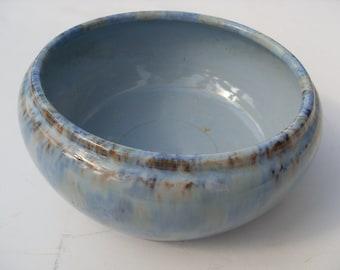 Vintage Stoneware Bowl by G M Ltd Covent Garden