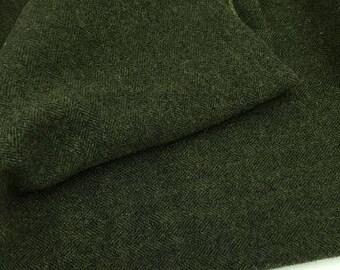 Shamrock, tissu en laine feutrée pour Rug Hooking, Applique de laine et de l'artisanat