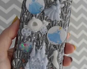 Cinderella decoden iPhone 6/7 case