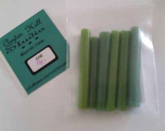 coe 90 murrini cane - Green
