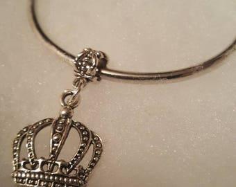 My queen,crown bracelet