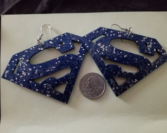 Super Shield Earrings