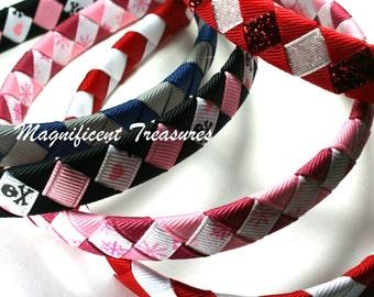 Custom Color Woven Headband