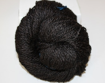Baby Alpaca, Handspun Yarn, Sport weight,