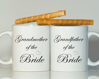 Grandmother of the bride gift, Grandfather of the bride gift, Grandparents wedding gift, Grandparents of the bride, Grandparents gift