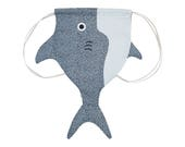 Kid Shark (Child shark)-backpack fish