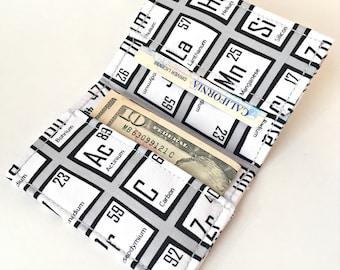 Chemistry Wallet, Credit Card Wallet, ID Wallet, Cash Wallet, Business Card Case, Credit Card Case Card Wallet Student Wallet Chemist Wallet