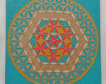 Flower Of Life * Mandala