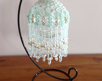 Beaded ornament, Beaded bauble