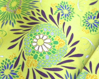 Color Splash Collection Yellow by Pat Bravo for Art Gallery Fabrics