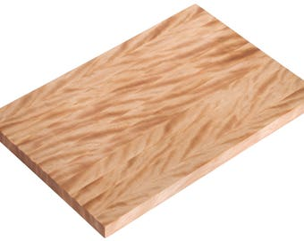 Tiger Birch Wood Cutting and Serving Board - Small