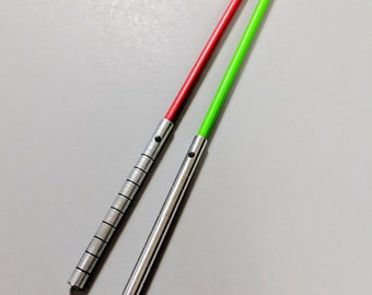 Lightsaber Themed BDSM Cane