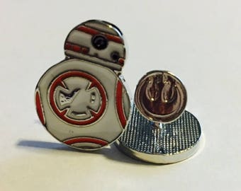 Men's Cuff Link - Star Wars BB-8 Droid Force Awakens