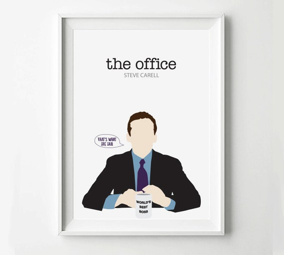the office posters. Like This Item? The Office Posters