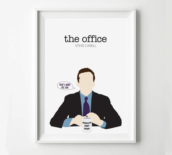 the office poster. Like This Item? The Office Poster L