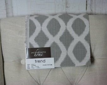 Ikat Gray Throw Cusion Cover Euro Sham Bed Pillow Accent Covers Decorative Pillow Cover 18x18 20x20 22x22 24x24 26x26