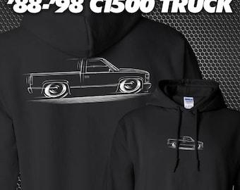 88-98 C1500 Truck Hoodie Chevy GMC