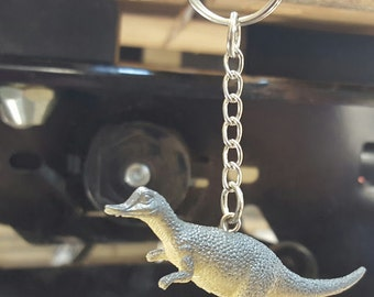Keychain Dinosaur FREE SHIPPING!  Great Stocking Stuffer
