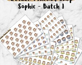Sophie Grab Bag - Batch 1 - Planner Stickers