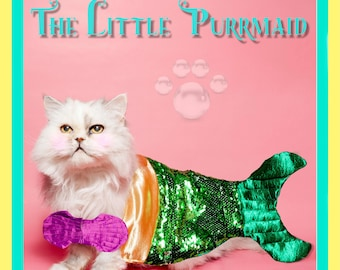 The Little Purrmaid